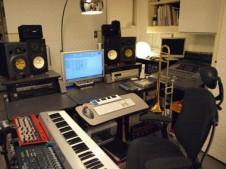 トロンボーンレッスン教室Sliding Master Clubのスタジオ写真1