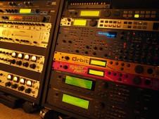 トロンボーンレッスン教室Sliding Master Clubのスタジオ機材2