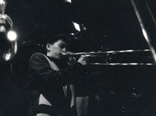 トロンボーン奏者岩崎浩の写真3