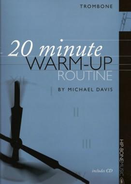 20Minute Warm-Up-Routineの表紙