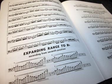 Lip Flexibilitiesの楽譜例