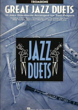 Great Jazz Duetsの表紙