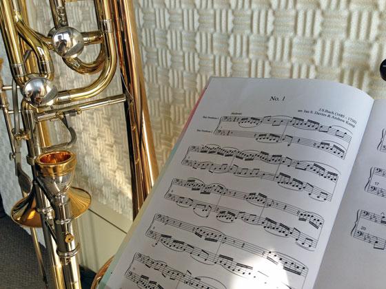 バッハ「インベンション」楽譜